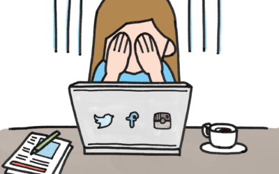 Do You Want To Improve Your Mental Health? Then Scale Back On Social Media