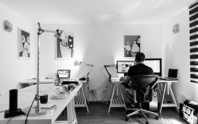 Best Ways to Liven up Your Boring Home Office