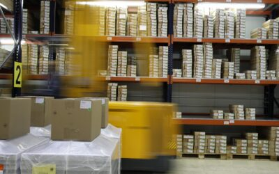 Don't Lose Momentum: Common Warehouse Bottlenecks